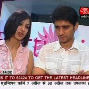 Hiten-&-Gauri-Tejwani-at-the-launch-of-Prettislim-Clinic | Aaj-Tak-News