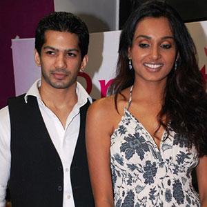 Celebrities Amit Tandon & Rashmi Ghosh @ Prettislim Clinic