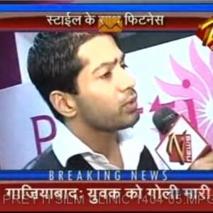 Amit-Tondon-at-the-launch-of-Prettislim-Clinic   Zee-News