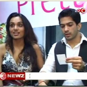 Reshmi-Ghosh-Amit-Tondon-at-the-launch-of-Prettislim-Clinic | Zoom-TV