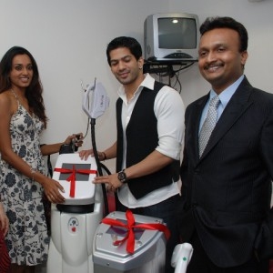 Prettislim-Clinic-Introducing-New-U-Lipo-Machine-With-Celebrities