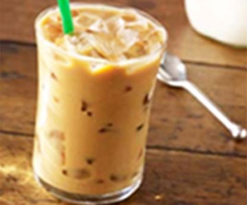 Cold Coffee With Soy Milk