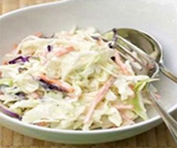 Veg. Coleslaw Salad
