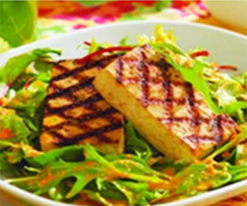 Herbed Grilled Tofu