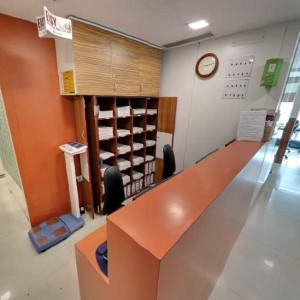 Bandra Clinic Appointment desk