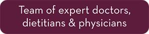 Team of expert doctors