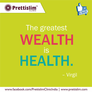The greatest wealth is health