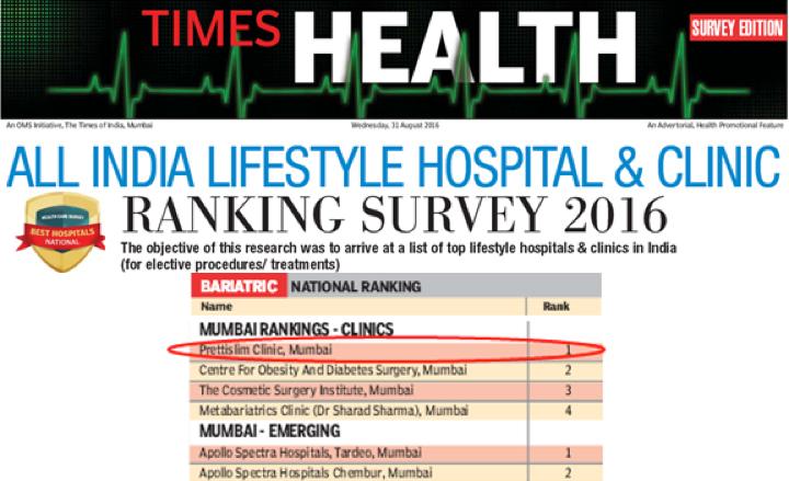 No.1 Slimming Clinic in Mumbai