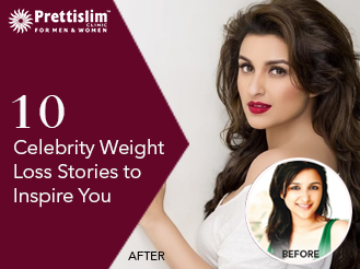 10 Celebrity Weight Loss Stories to Inspire You