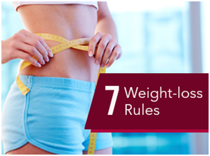 7 Weight-loss Rules