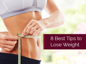 8 Best Tips to Lose Weight