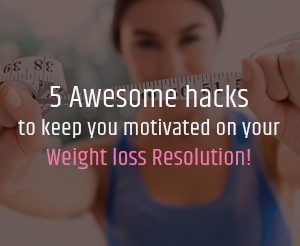 New Year Weight Loss Tips