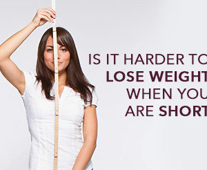 Weight Loss Tips for Short Tips